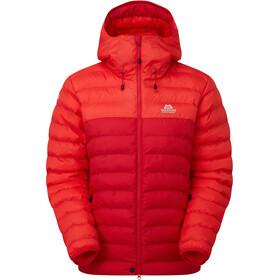 Mountain Equipment Superflux Jakke Damer, rød